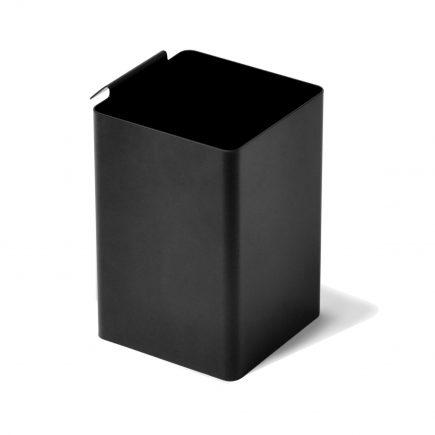 Zwart Flex box groot voor de keukenorganiser van Gejst