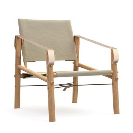 Bamboe Stoel Normad Chair van We Do Wood
