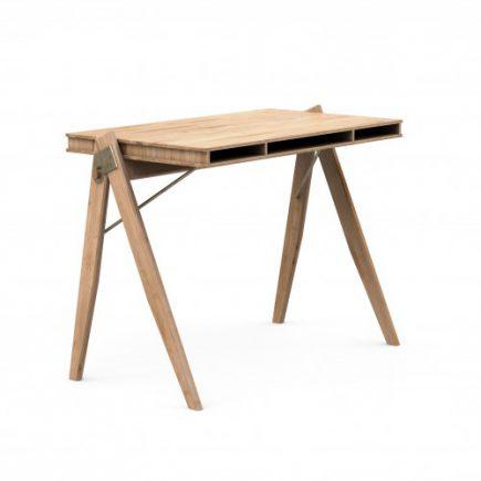 Bureautafel Field Desk in bamboe van We Do Wood