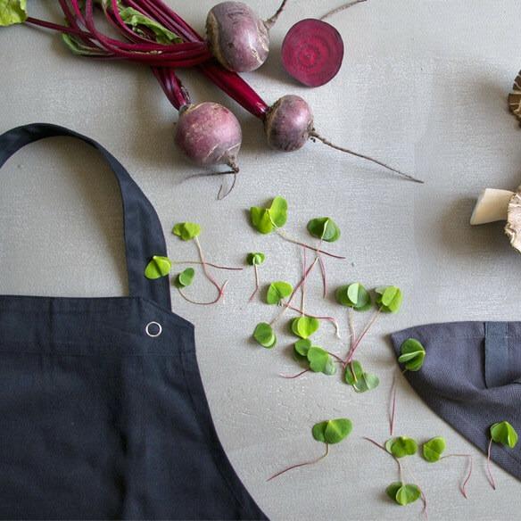 The Organic Company biokatoen keukentextiel