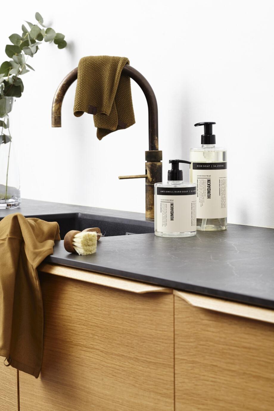 Humdakin afwasmiddel en handzeep in mooie pompfles