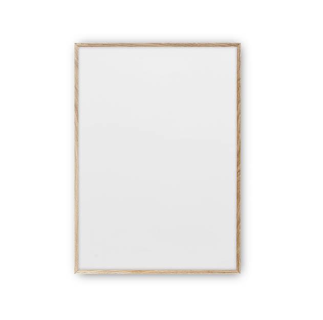 Houten posterlijst 30x40 eikenhout van Paper Collective