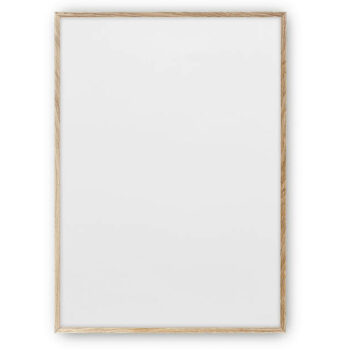 Houten posterlijst 50x70 eikenhout van Paper Collective