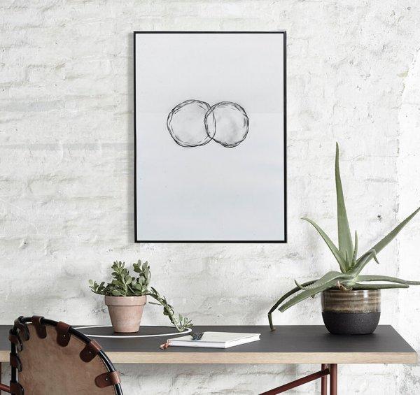 Cells 2 poster van Paper Collective