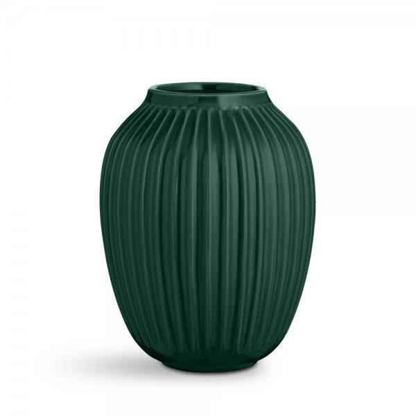 Hammershøi vaas large 25 cm groen Kähler byJensen