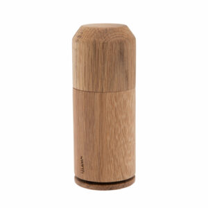 by Wirth kruidenmolen Crush Me houten zoutmolen eikenhout