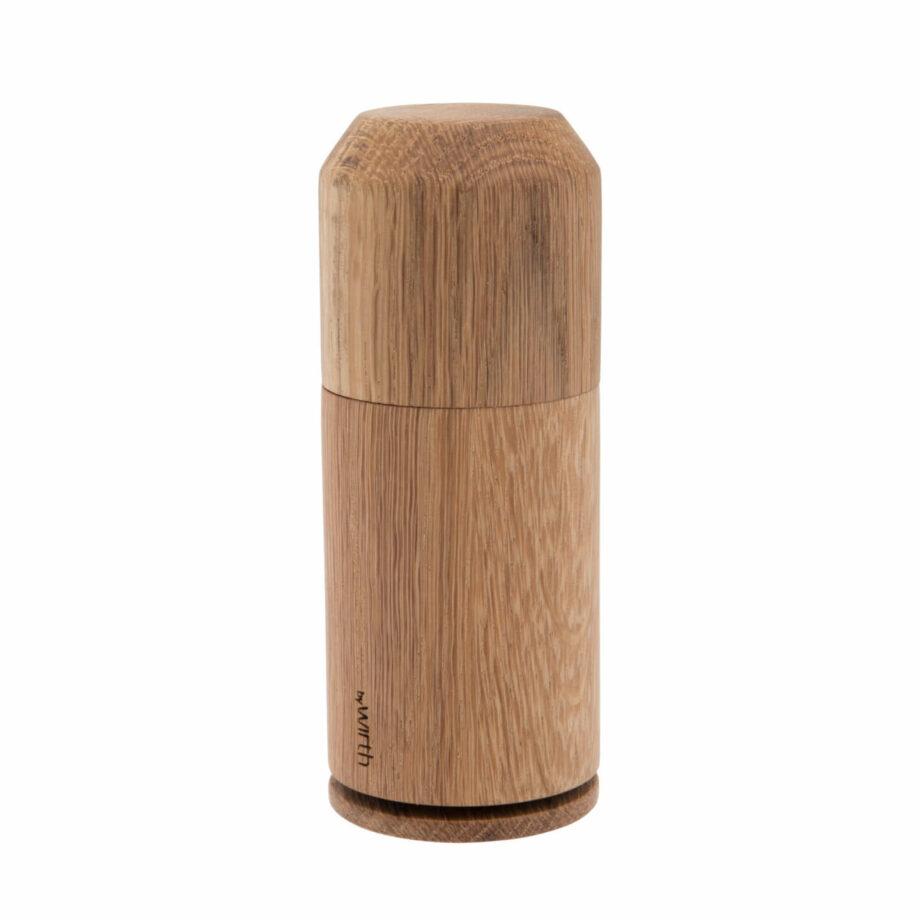 by Wirth pepermolen kruidenmolen Crush Me houten zoutmolen eikenhout
