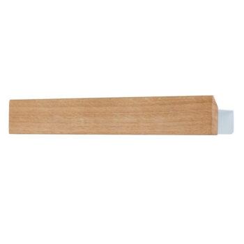 Magnetische Flex rail 40 wit van Gejst