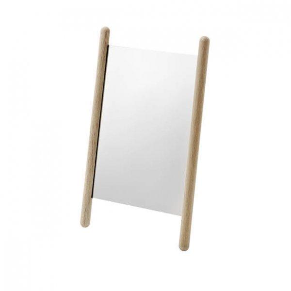Georg tafel spiegel eikenhout van Skagerak