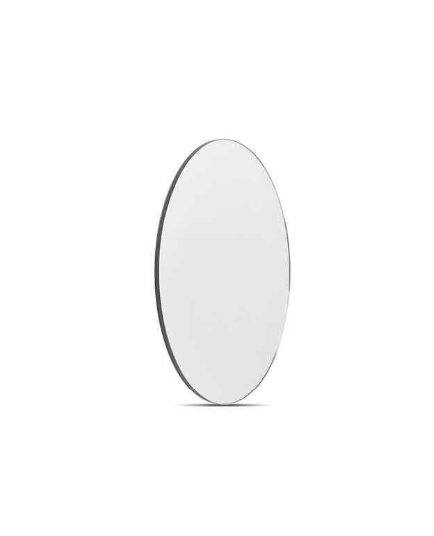 Flex ronde spiegel voor flex systeem gejst design byJensen