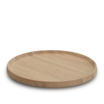 Skagerak Denmark Nordic tray dienblad rond eikenhout 45 cm