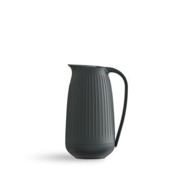 Thermoskan antraciet grijs Hammershøi Kähler Design byjensen