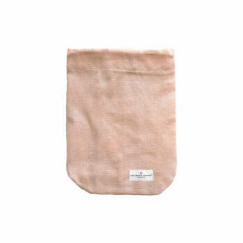 All Purpose bag stone rose medium katoenen bewaarzak van the organic company byjensen