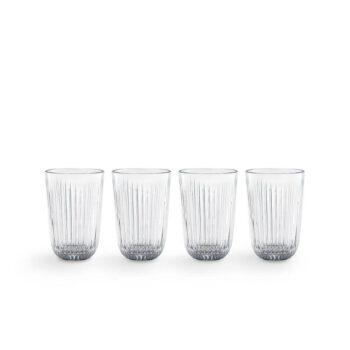 Kahler Hammershøi drinkglazen 4 pak voor warme en koude dranken byJensen