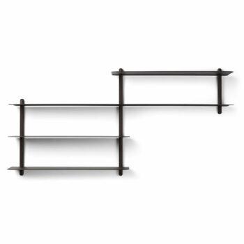 Wandplank Zwart Metaal.Wandplank Duurzame En Prachtige Design Planken Byjensen