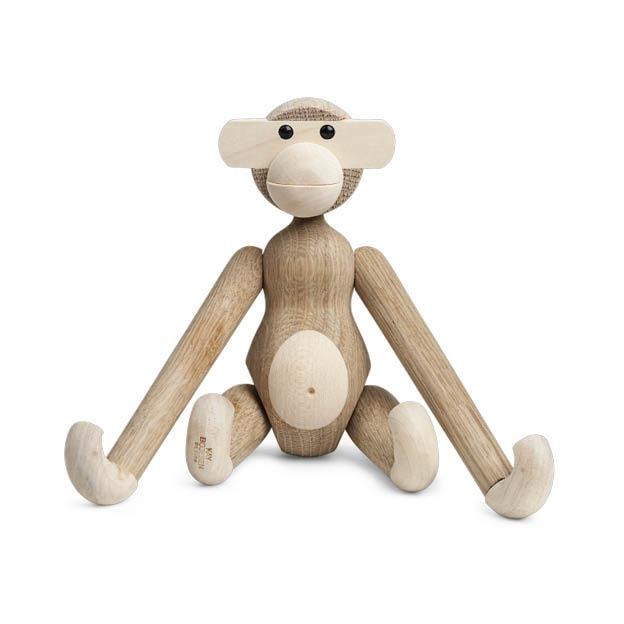 Kay Bojesen Monkey Small houten aap eikenhout