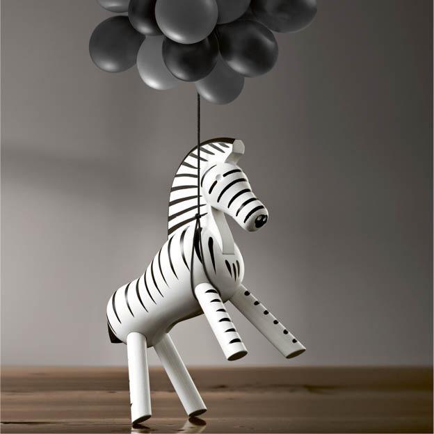 Zebra Kay bojesen byJensen