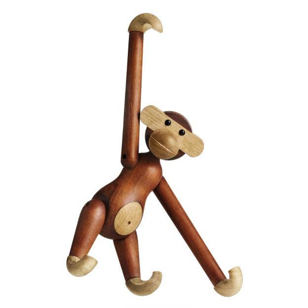 Kay Bojesen Monkey houten aap original