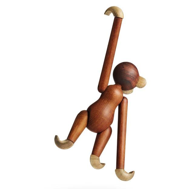 Kay Bojesen Monkey houten aap original byJensen