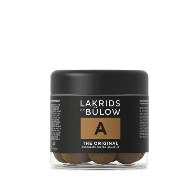 Gourmet drop A Choc Coated Liquorice Lakrids by Johan Bülow