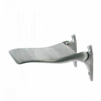 Opklapbare Wandstoel mat aluminium Edblad Wall Chair