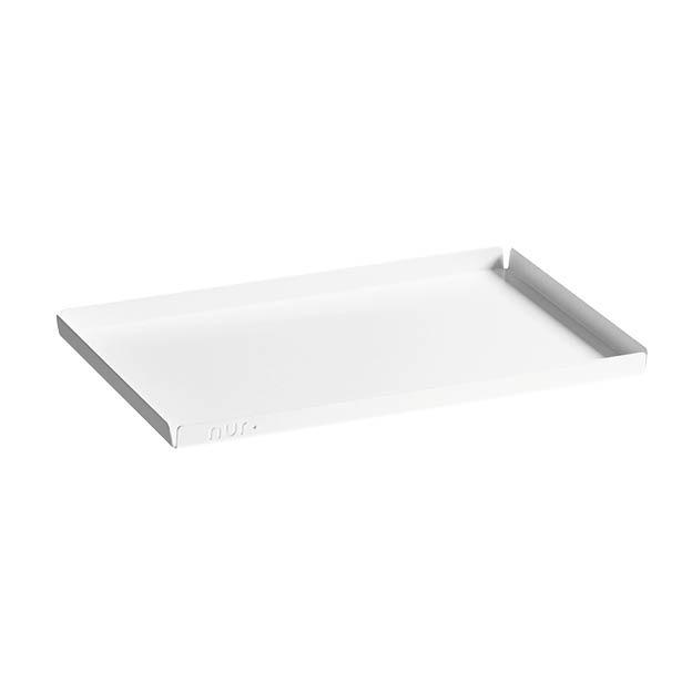 Nur tray large wit dienblad