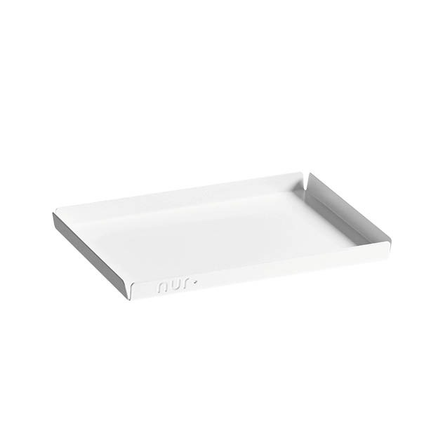 Nur tray medium wit