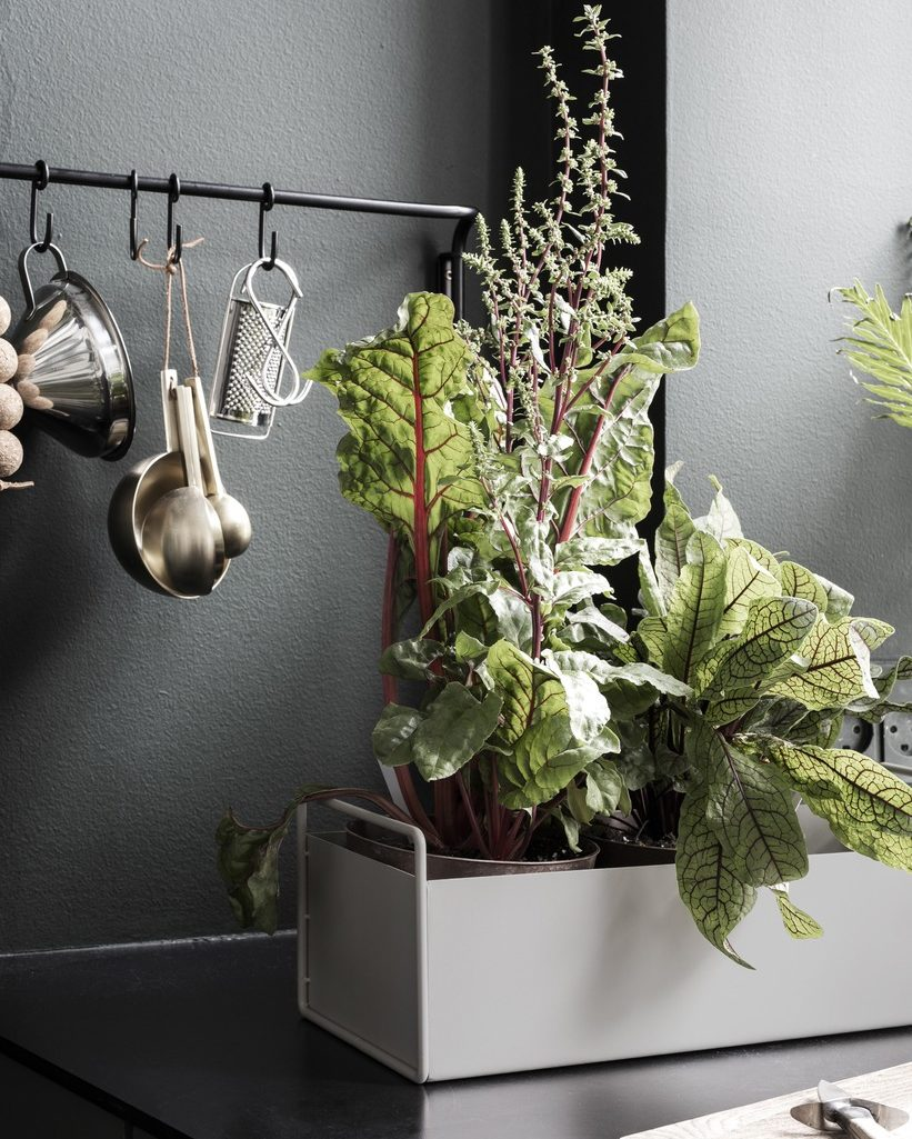 Ferm Living Plant box small cashmere