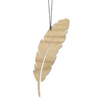 Felius veer paasdecoratie hangers eiken