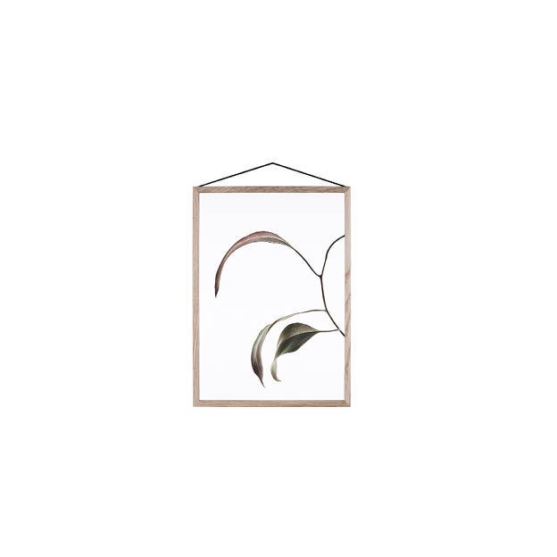 Moebe transparante print Floating Leaves 07 A5