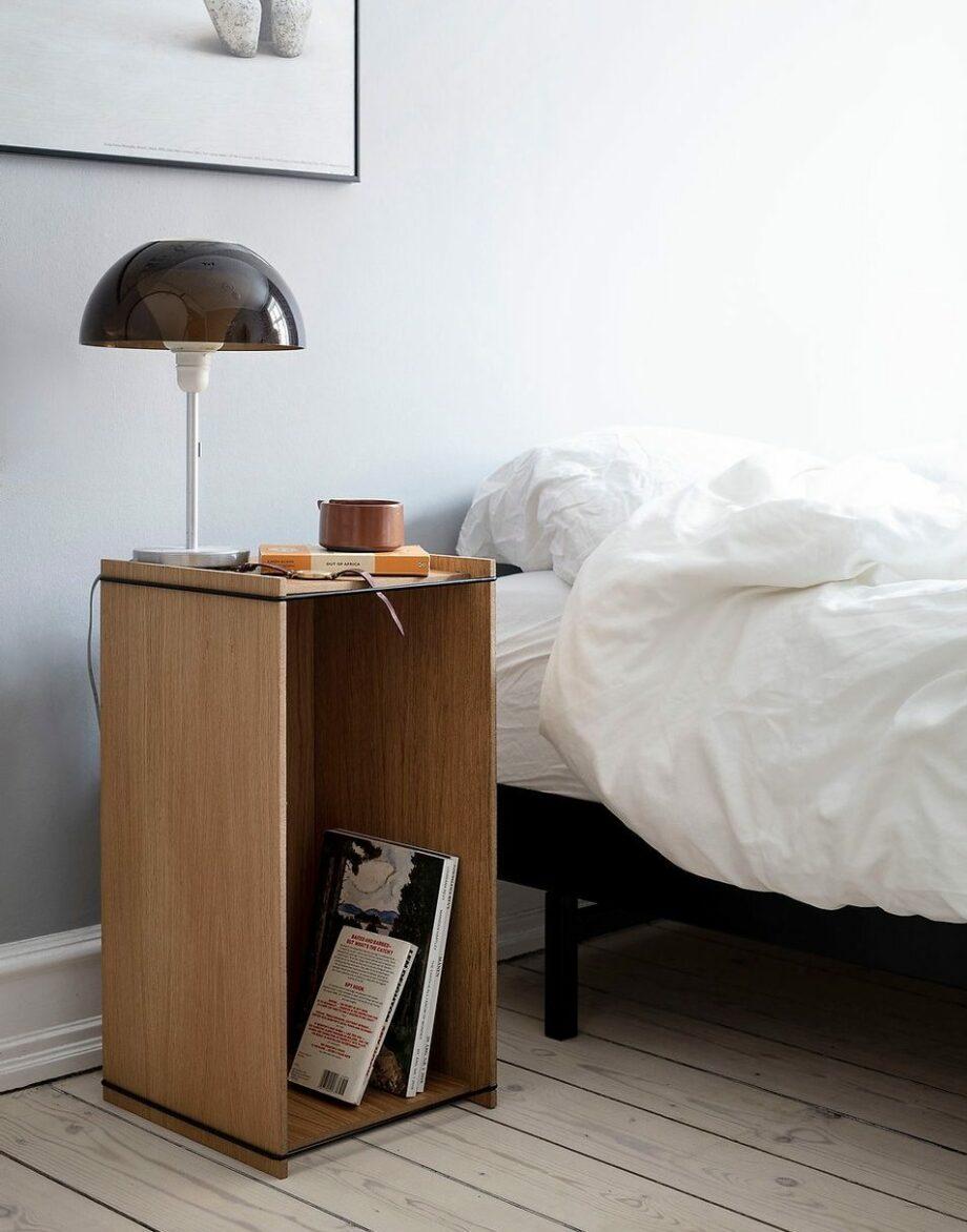 Nachttafel en opbergbox moebe storage box
