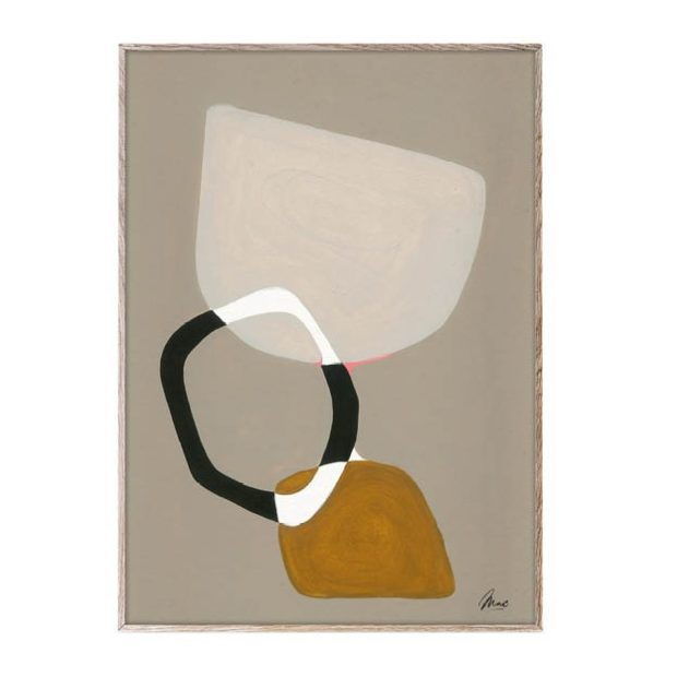 Composition poster 3 Mae studio Paper Collective 50x70