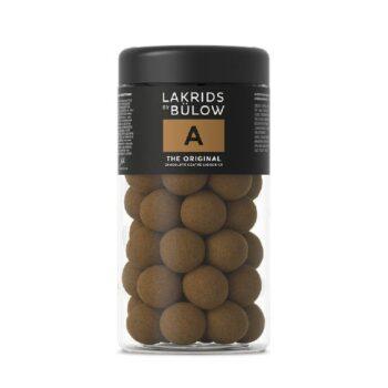 Lakrids A groot 295 Choc Coated Liquorice Lakrids by Johan Bülow