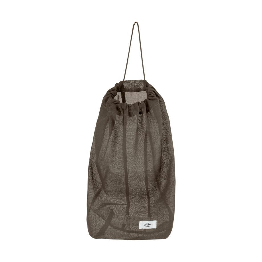 All Purpose bag bewaarzak clay large katoenen bewaarzak van the organic company byjensen