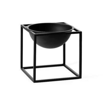 By Lassen bowl small zwart metal