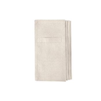 The Organic Company Everyday napkin servetten Off-white