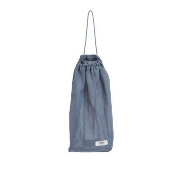 All purpose bag greyblue the organic company Large
