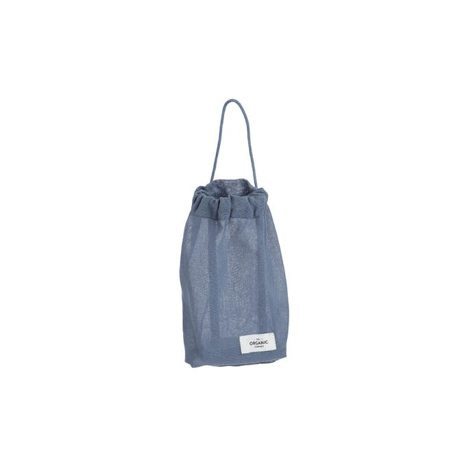 All purpose bag greyblue the organic company small
