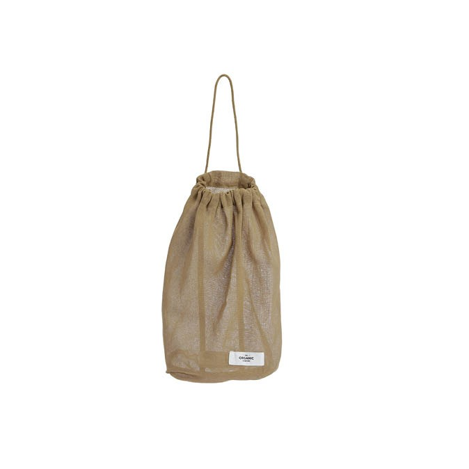 Food Bag Khaki medium The Organic Company