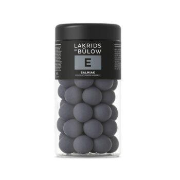 Lakrids E Salmiak lakrids by Bulow