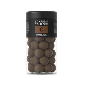 Lakrids c COFFEE KIENI lakrids by Bulow