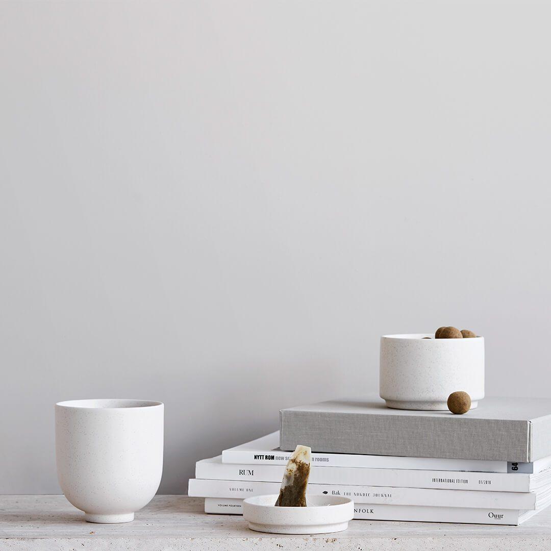 Kristina Dam Studio Setomono cup set bord en kom