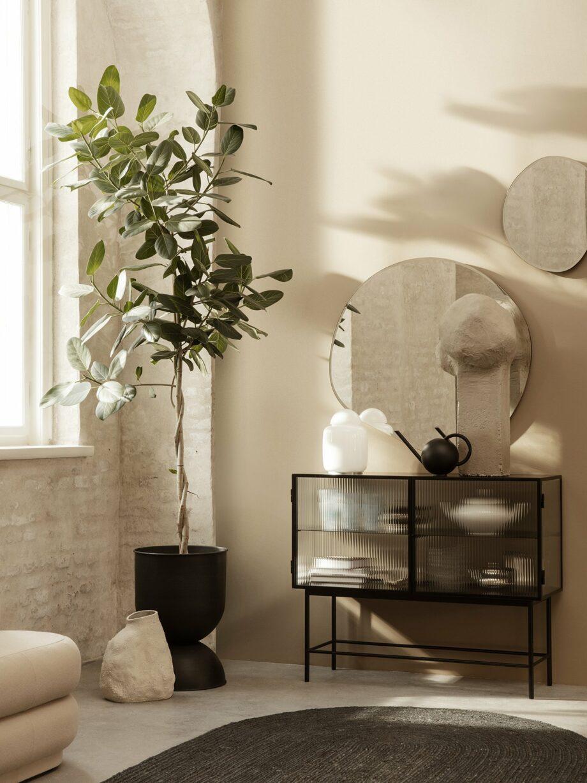 Pons Mirror spiegel ferm Living small en extra large