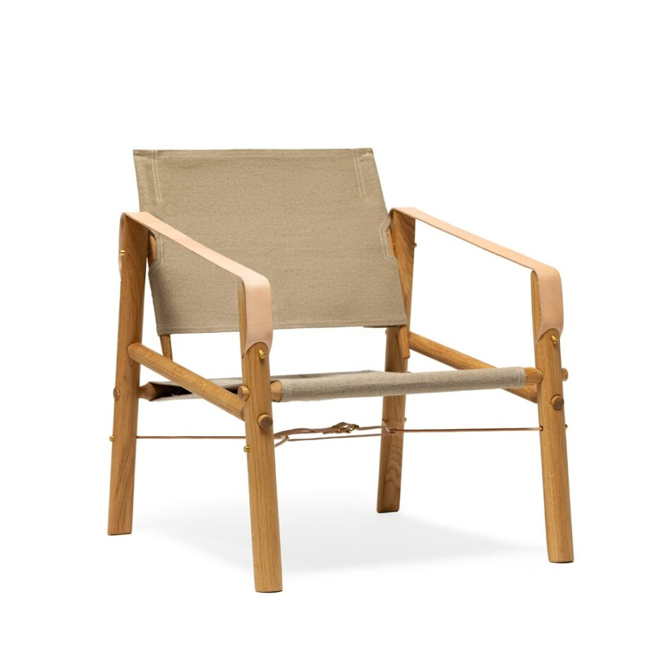 We Do Wood Nomad Chair fauteuil