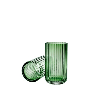 Lyngby-Glasvaase-20cm-Copenhagen-Green-lyngby-porcelain
