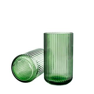 Lyngby-Glasvaas-25cm-Copenhagen-Green-lyngby-porcelain