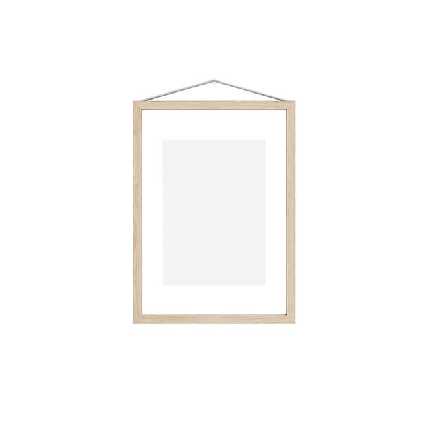 Moebe frame A4 Ash essenhout transparante lijst