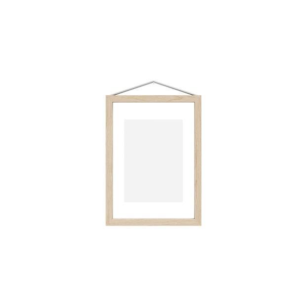 Moebe frame A5 Ash essenhout transparante lijst