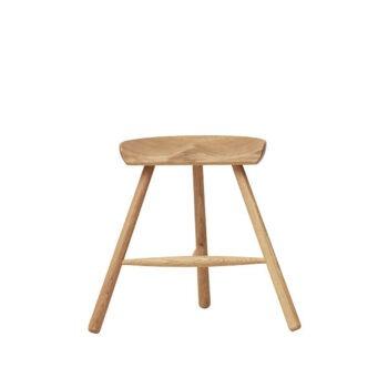 Form & Refine Schoemaker chair 49 WIT EIKEN