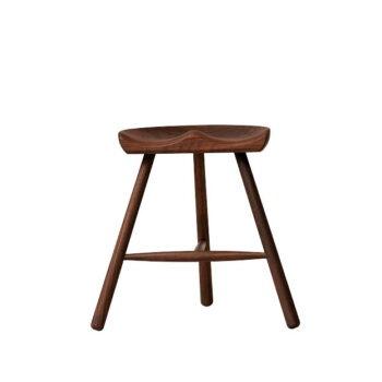 Form & Refine Schoemaker chair 49 gerookt eikenhout